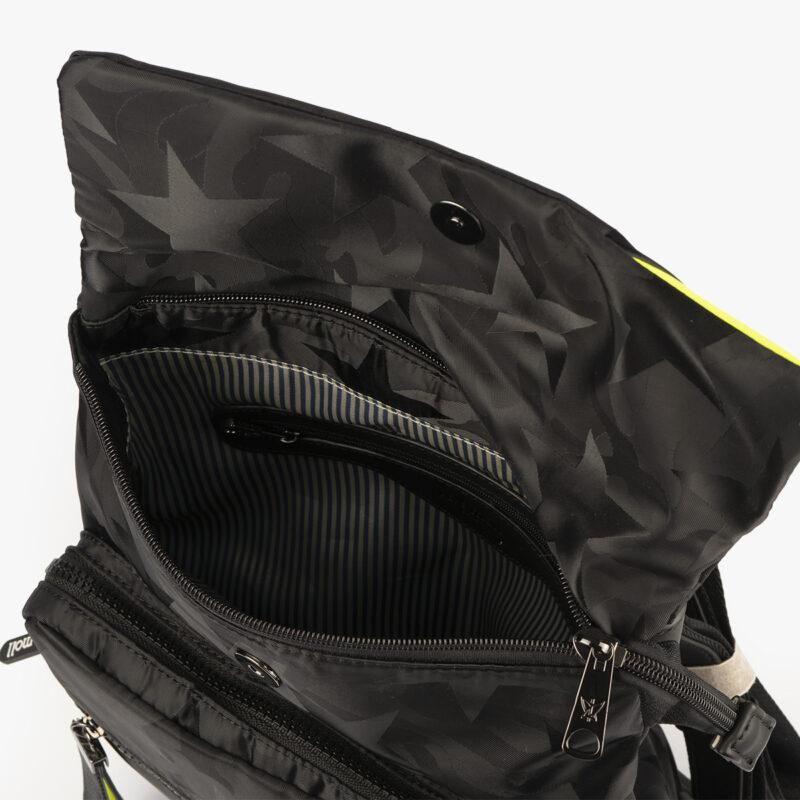 mochila h526 negra pepemoll interior