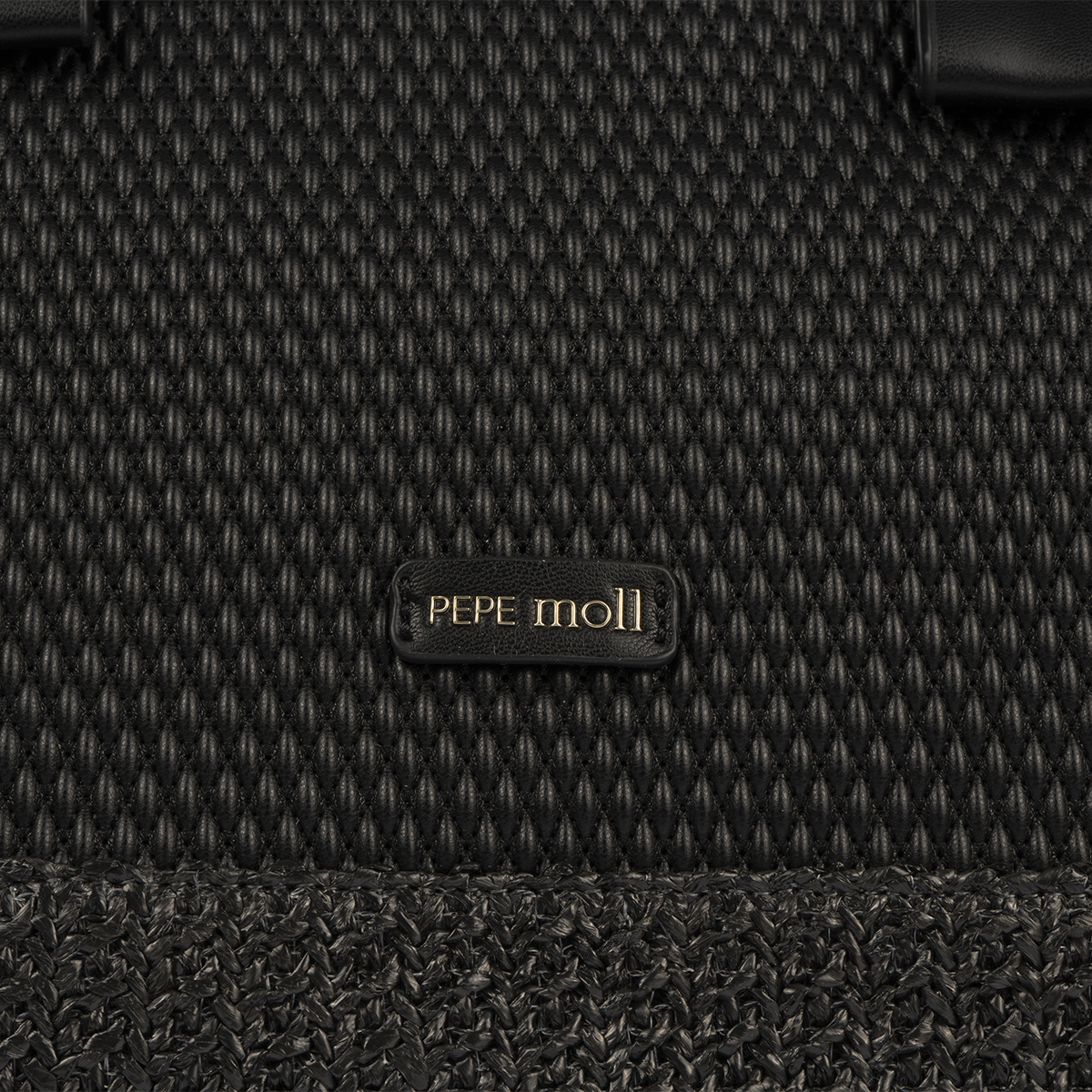 bolso de mano negro 36129