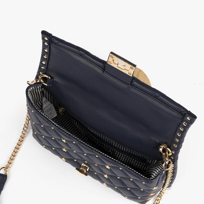 bolso bandolera azul pepemoll 42124 detalle