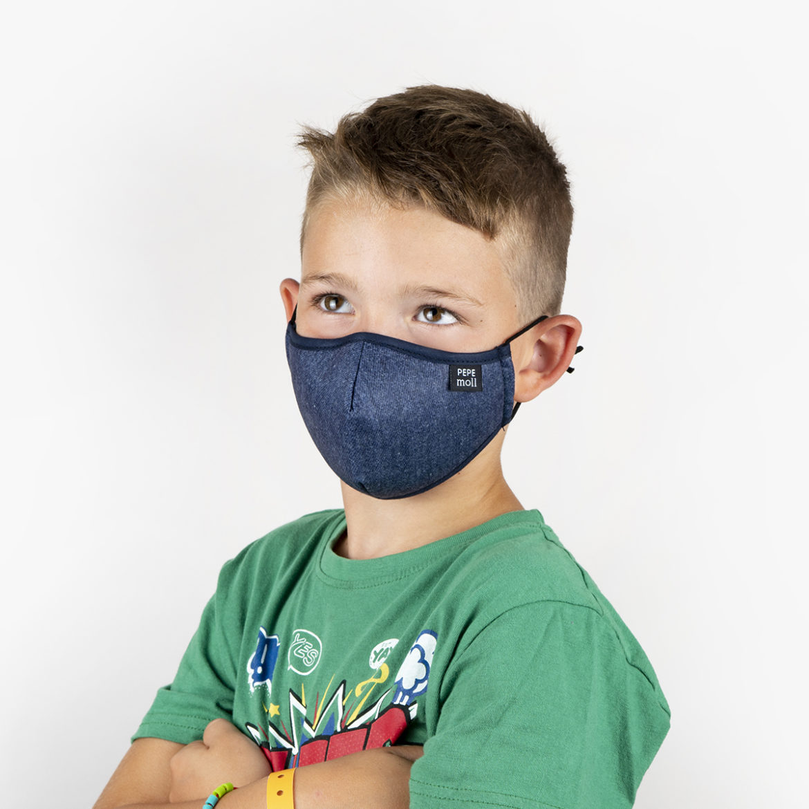 MASCARILLA JUNIOR JEANS