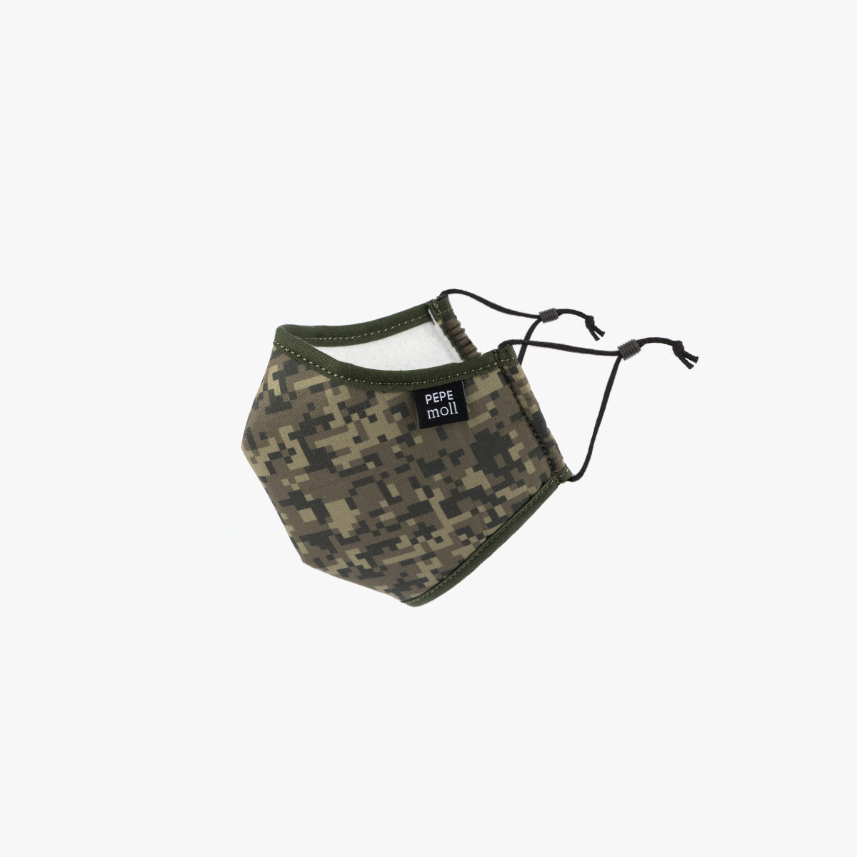 pixel militar perfil