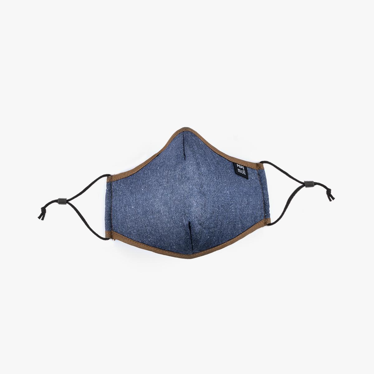 tejano azul frontal