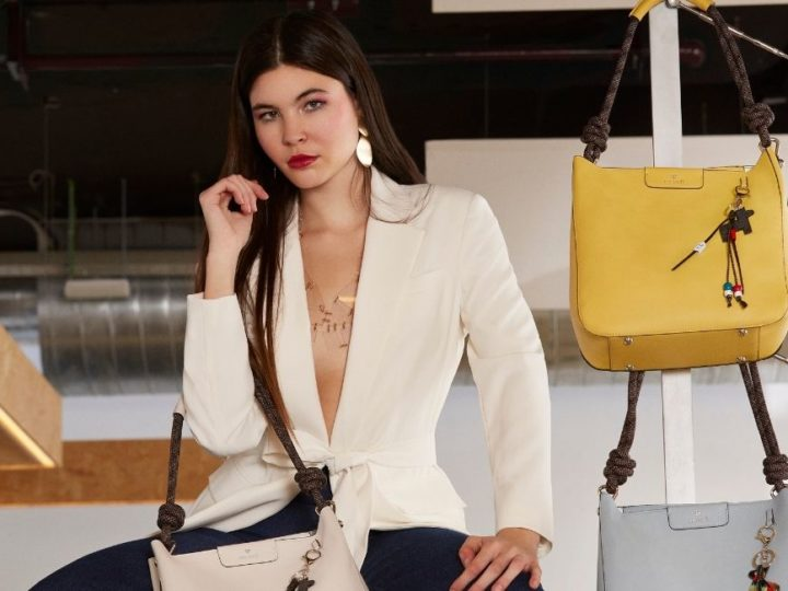 MODA, TENDENCIAS Y BOLSOS DE COLORES