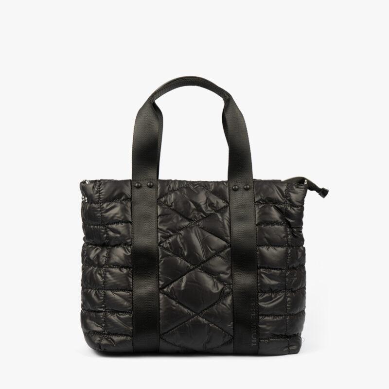 Bolso de mano negro 22133