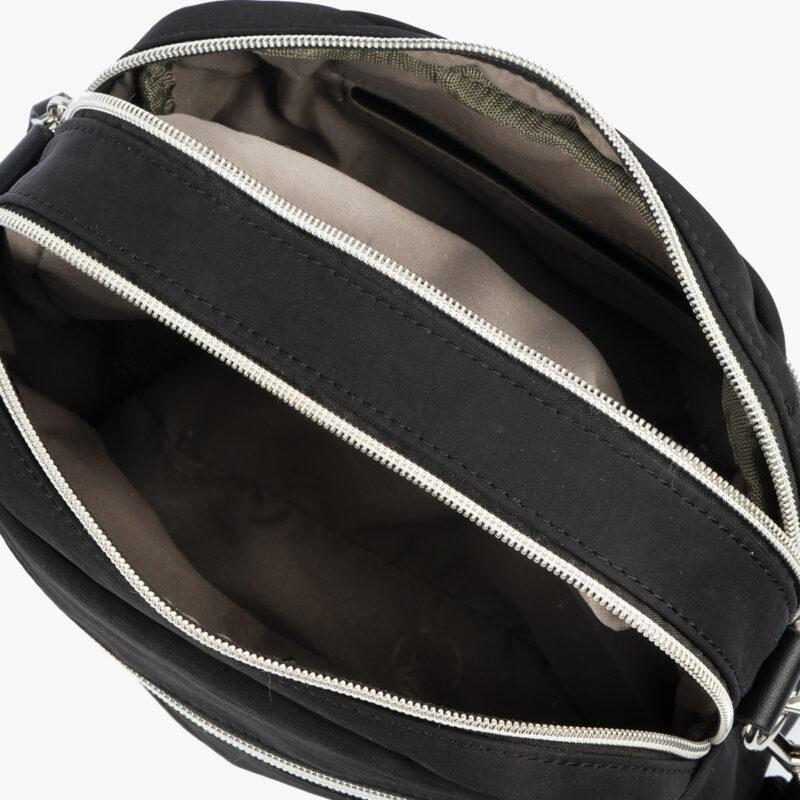 Bolso Bandolera Negro 18215
