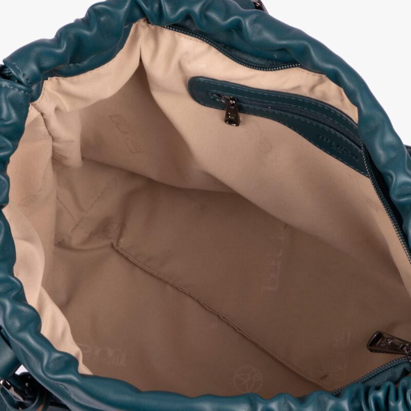 Bolso de mano Azul 28134