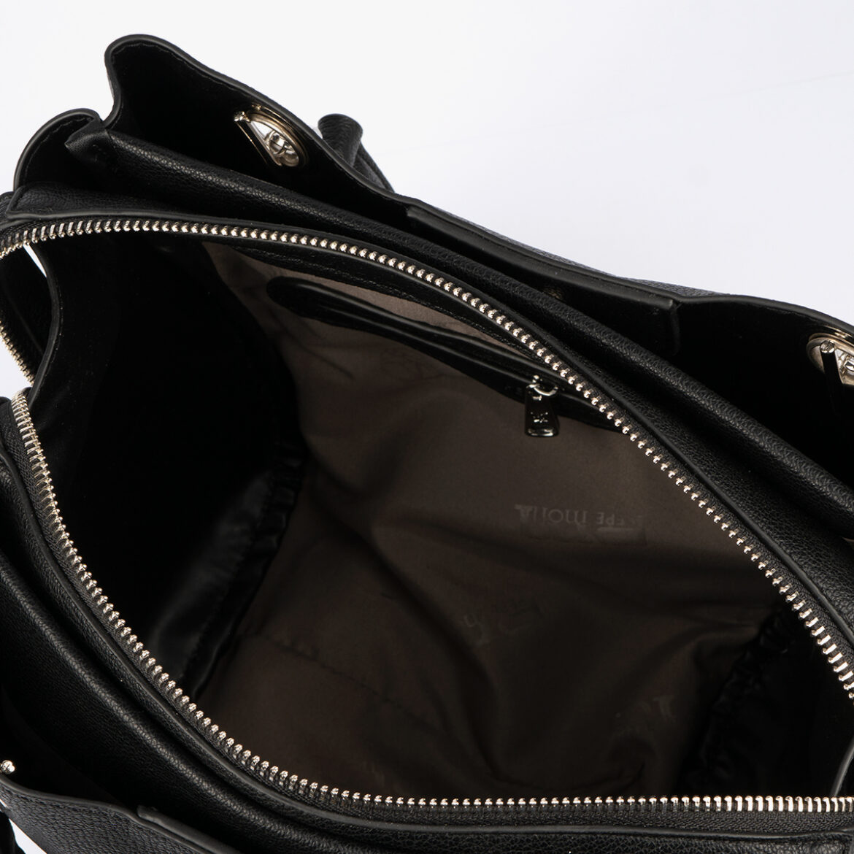Bolso de mano Negro 36141
