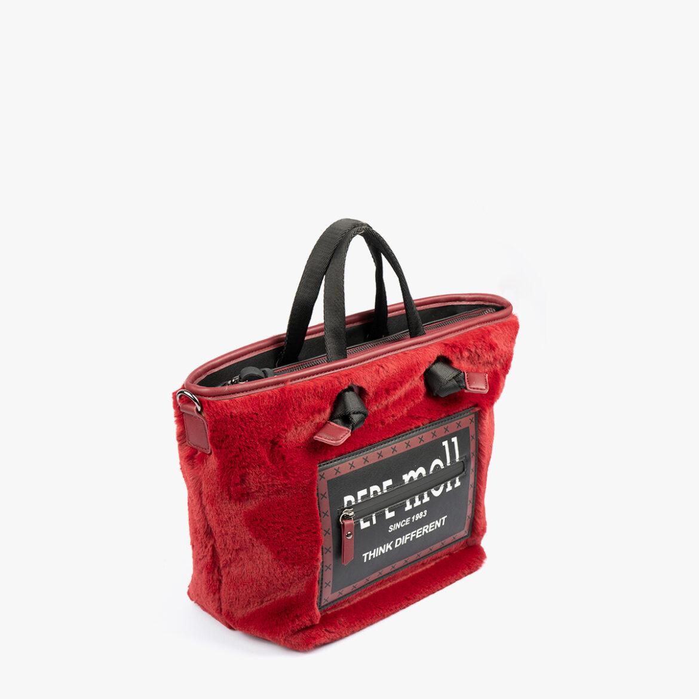 Bolso de mano Rojo 38130