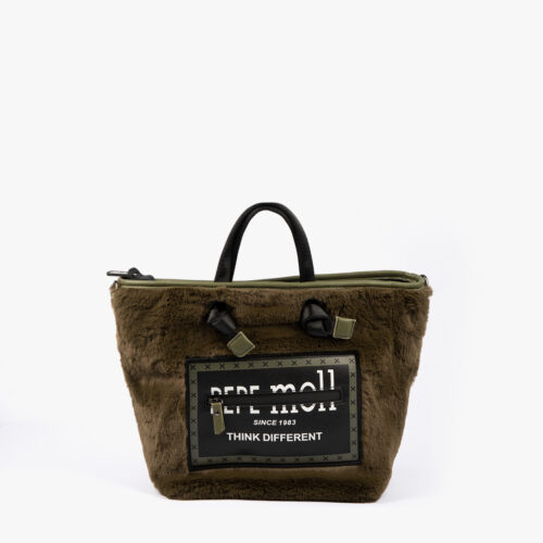 Bolso de mano Verde 38130