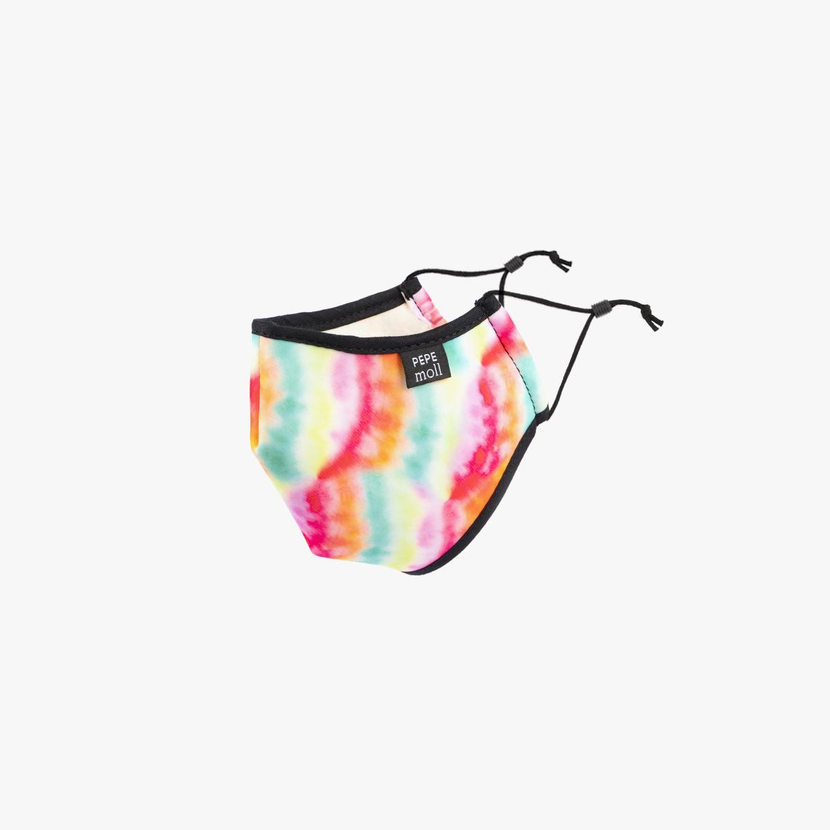 Mascarillas tie dye para adultos unisex