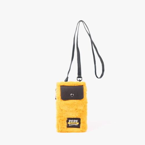 Porta Móvil pelo amarillo 14138
